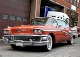 Buick, Super Riviera, hard top, 1958