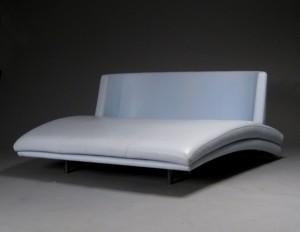 k b og s lg moderne klassiske og antikke m bler rolf benz longchair chaiselong dk. Black Bedroom Furniture Sets. Home Design Ideas