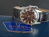 Omega Seamaster 300, steel