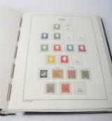 Samling Islandske frimærker.