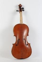 3/4 violin. Slut 1800- start 1900 tallet.