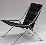 Poul Kjærholm. Lounge chair, model PK25, year 2010