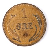 1 øre 1876.