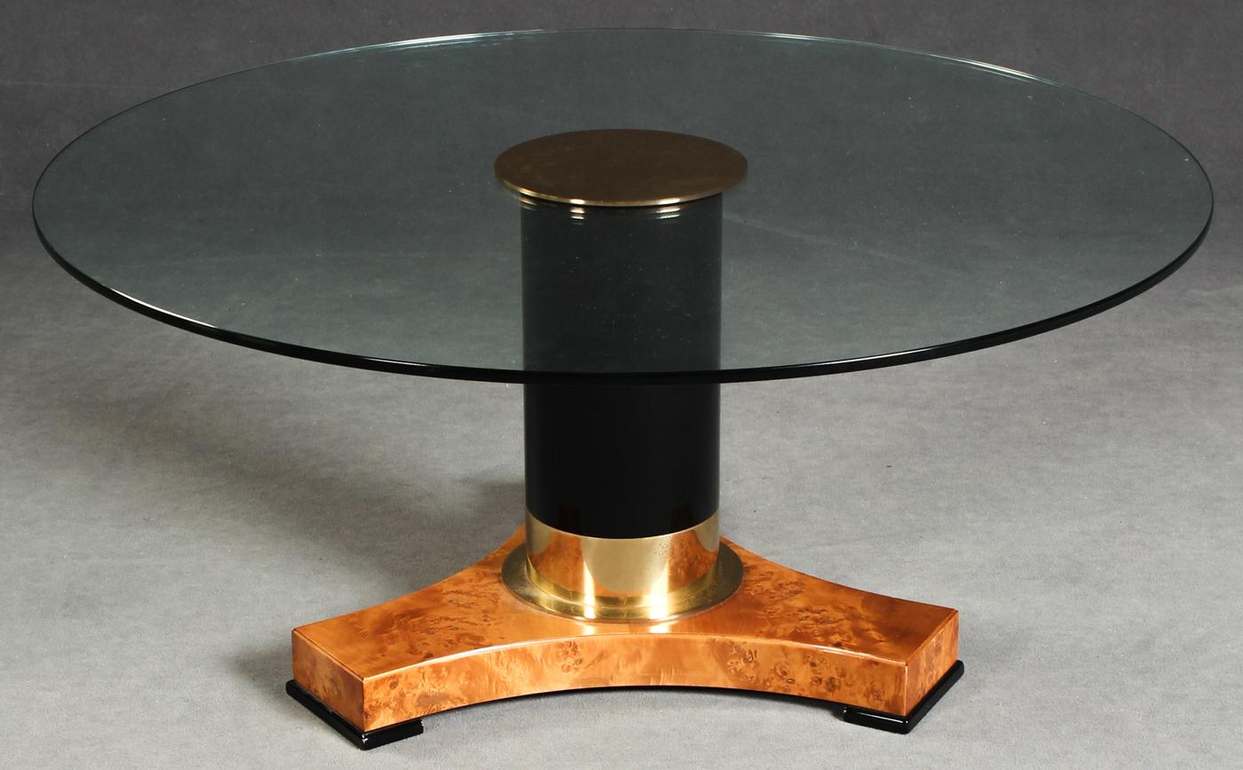 Wohnzimmertisch Sofatisch Couchtisch Im Stile Des Art Deco Bauhaus