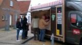 Besøg af Mosters2go food truck (i en afstand af 2 timer fra Randers) - Til fordel for Knæk Cancer 2016