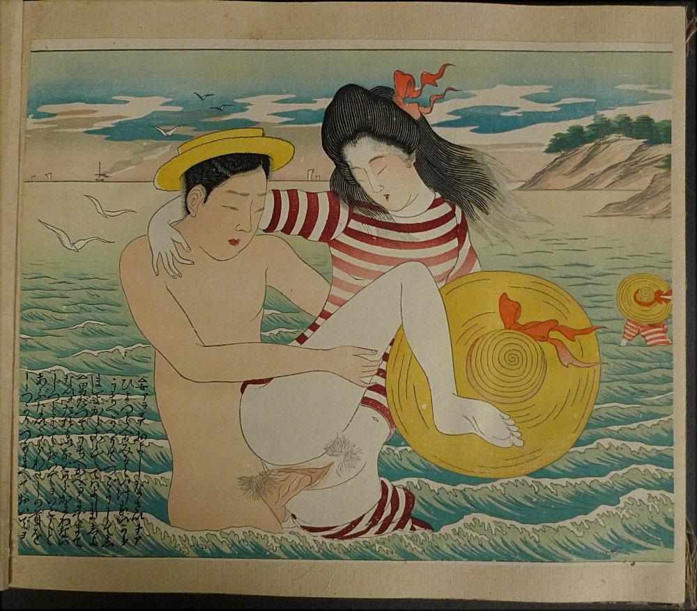 Erotisk Konst Japan