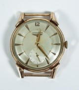 Case, Longines, 14K, 1940s