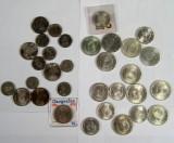 Danmark jubilæumsmønter m.v. (17)