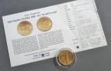USA. 20 dollars guldmønt 1908. Uden inskription: In god we trust
