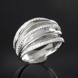 Diamond ring, approx. 0.53 ct.