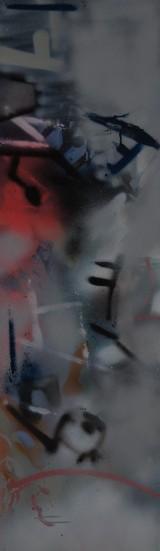 Kingpin, 'Oil War', 2015, maleri