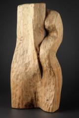 Markan Christensen. Relief, træ.