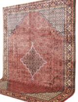 Matta, stor Bidjar sk Takab, Persien, 400 x 305
