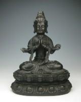 Bronzefigur, 'Kwan Yingfigur'