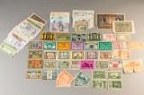 Danske og udenlandske pengesedler