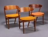 Helge Sibast. Tre stole (3)