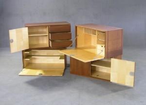 m bel herbert hirche regalsystem f r. Black Bedroom Furniture Sets. Home Design Ideas