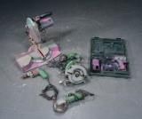 Hitachi el håndværktøj