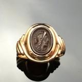Ring im Stil der Griechischen Antike