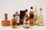 Samling Whisky  og Rom (7)