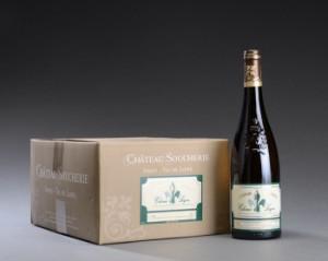 18 fl. Château Soucherie 2002 Cuvée S Coteaux du Layon Blanc