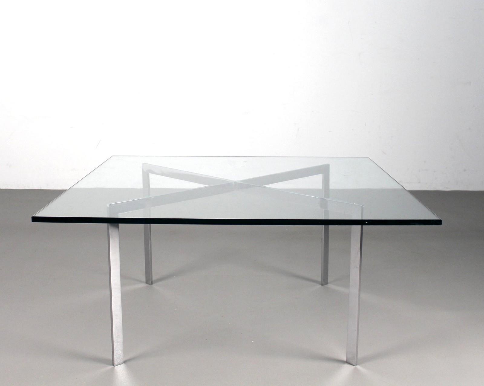 Auktionstipset Mies Van Der Rohe Coffee Table Couchtisch Modell