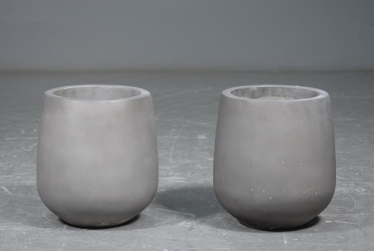 beton krukker