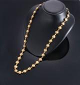 Vintage Swedish necklace, 18 kt. gold, c. 1900-1910