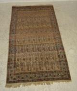 Laver carpet, Persia, 20th century,  233 x 139 cm