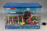 Lego udstillingsmontre med Lego City