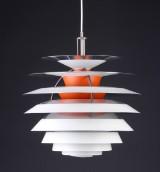 Poul Henningsen for Louis Poulsen. Contrast lamp pendant