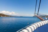 8 dages kystkrydstogt langs med den tyrkiske kyst (Fethiye-Marmaris-Fethiye) med PREMIUM-3-master MS Admiral eller Grand Admiral med helpension for 2 personer, rejsetidspunkt: 02.05.2015