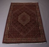 Orientalsk tæppe, 244 x 150 cm