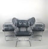 Guido Faleschini, sæt stole model Tucroma fremstillet hos I4 Mariani (5)