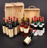 Samling franske vine bl.a. Château La Tour du Pin Figeac (20)