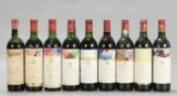Chateau Mouton Rothschild collection of 12 bt. (12)