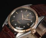 Rolex 'Pre-Datejust'. Vintage herreur i 18 kt. roséguld og stål