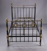 Fransk seng, 1800-tallets slutning