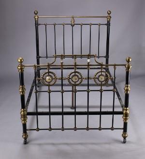 fransk seng Fransk seng, 1800 tallets slutning | Lauritz.com fransk seng