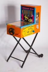 Manueller Spielautomat 'Speed Car Turbo', Bambino Kinderunterhaltungsgeräte