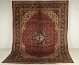 Tabriz, carpet, Persia, approx. 390 x 305 cm