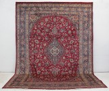 Matta, Persisk handknuten Meshed, 400 x 306