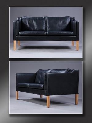 Køb og sælg sofaer   stofsofa, lædersofa, dansk design   skippers ...