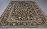 Persian Kashan carpet. Wool with cotton. 380 x 255 cm.