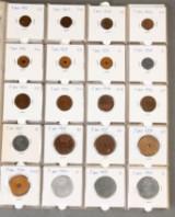 Samling danske kvalitetsmønter