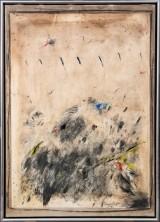 Vincente PIMENTEL (1947) olie på lærred.