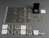 Danmark. Samling mønter