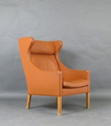Børge Mogensen, lounge chair model 2204 for Fredericia Furniture