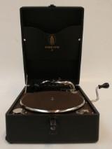 Grammofon, 1900-talets första del