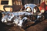Artist car 'Dragon'